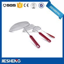 stainless steel colander with long handle