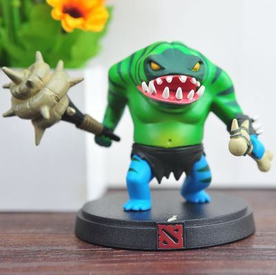 Custom Little Models Dota2 Games Action Figure