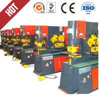 Wrought Iron Tools, Hydraulic Punch Tools, Iron Melting Machine (Q35Y)