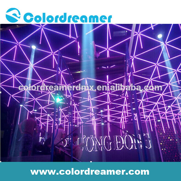 Colordreamer Madrix compatible Laser led falling star light led animation effects