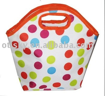 Insulated lunch bag, promotional lunch bag
