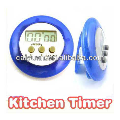 Magnetic novelty kitchen timers