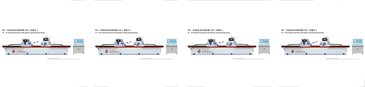 MF - B seeds grinding cnc sharpening machine