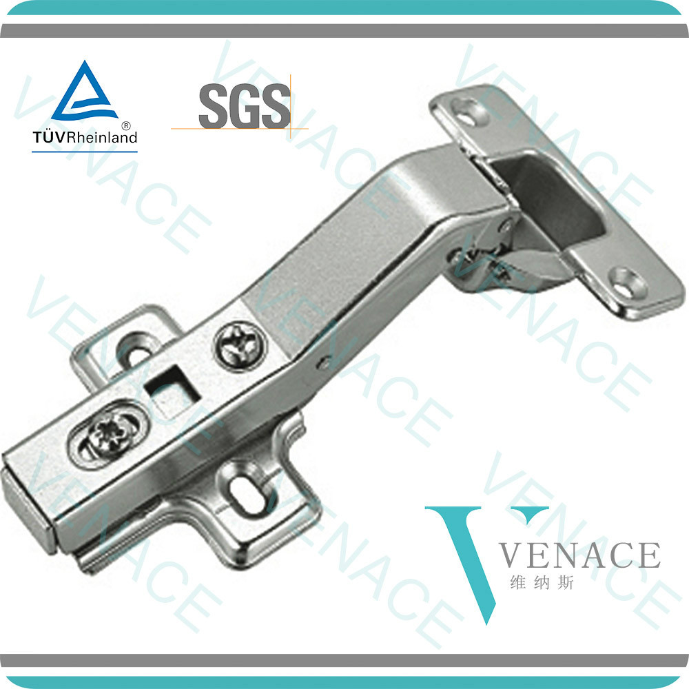 Wardrobe and cabinet +45 degrees hydraulic hinge
