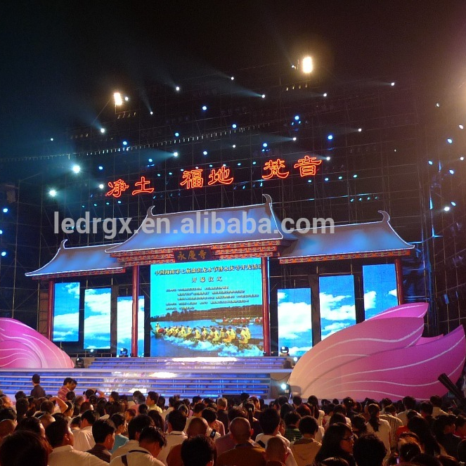Stage Rental Outdoor Electronic Painel De <strong>LED</strong> P6.25