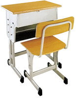 Cheap Durable Kids Study Metal Desk And Chair