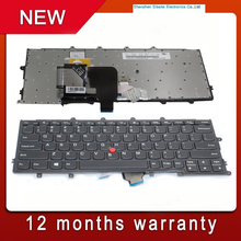 Factory price Keyboard for Lenovo IBM Thinkpad X230S X240 X240S X240I X250 X260 Laptop No Backlight