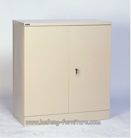 Folding Small Metal/Steel Cupboard/Closet