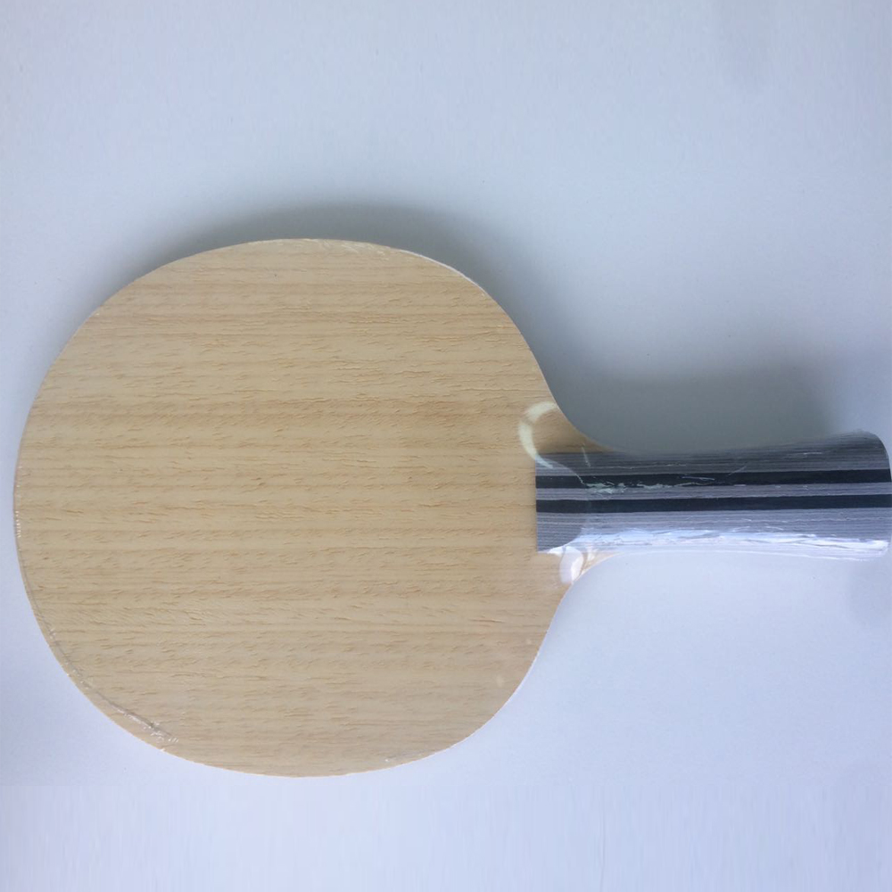 5-ply pure wood table tennis blade for loop players