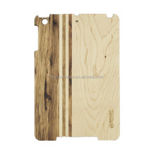 2014 New Products Wood Casefor Apple iPad Mini 1/2, Wooden case for iPad mini 1/2