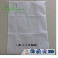 Canvas washable laundry bag