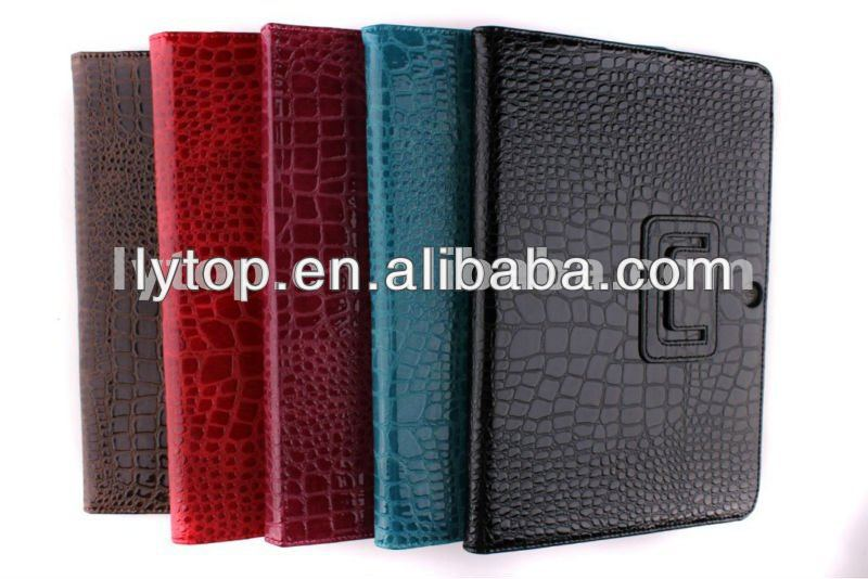 Crocodile For Samsung Tab 2 10.1 P5100 case