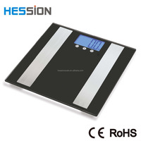 friendly+High Quality+Useful+Tempered Glass Digital Body FatScale,Personal Scale