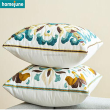 latest hot selling factory price printed 100%cotton America style cushion