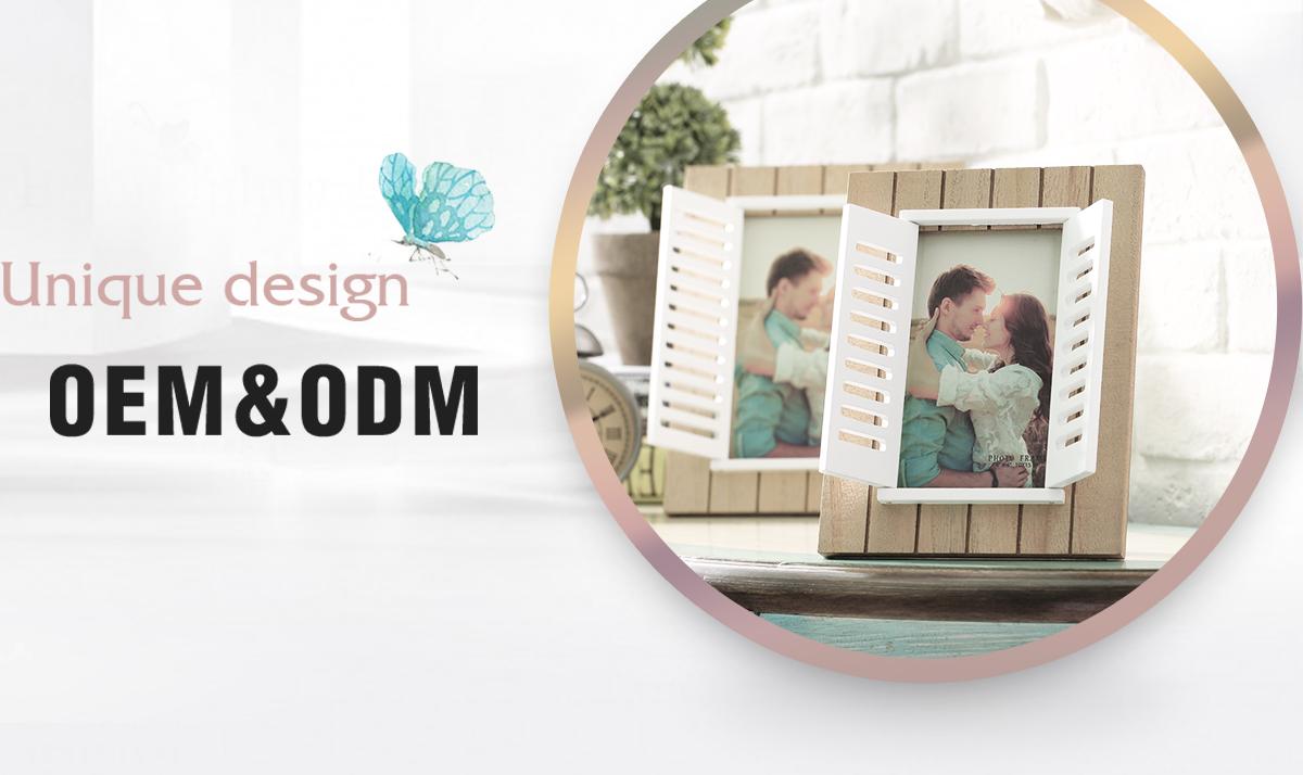 Ningbo Jinn Home Decoration Co., Ltd. - photoframe, comb