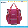 factory price durable tote bag waterproof nylon ladies handbag
