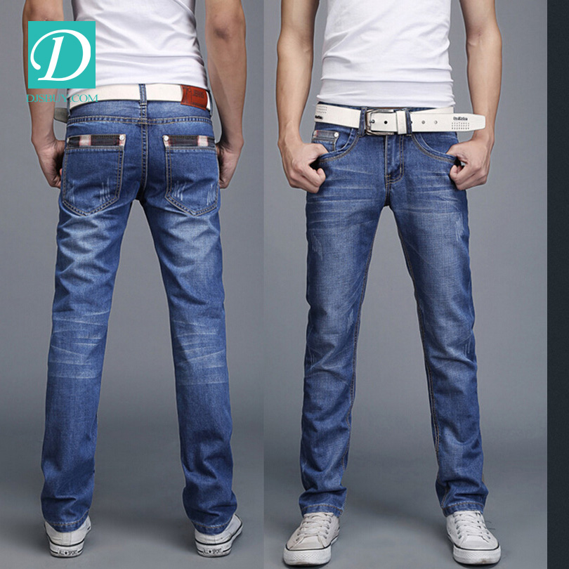 New style jeans long pants wholesale men jeans