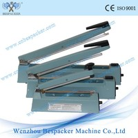 PFS-200 Aluminum Body Plastic Bag Heat Hand Sealer Machine