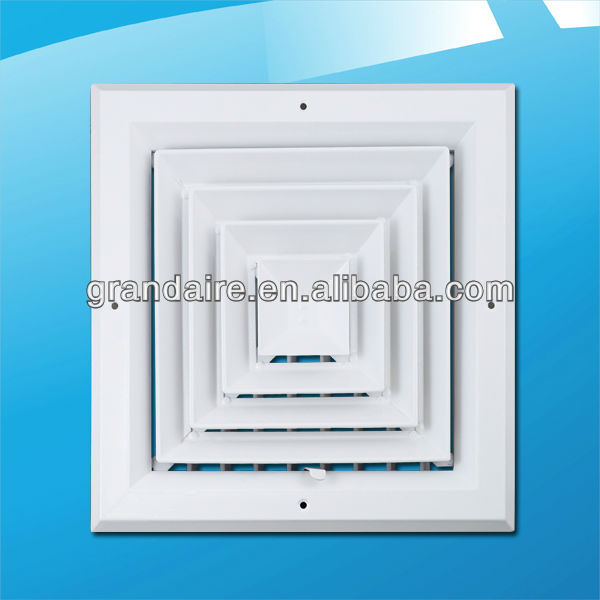 4 Way Supply Air Vent Register(LFD-C)