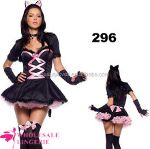 2015 hot sales sexy costume for adults to party hot sexy girl animal