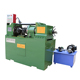 Steel bar thread rolling machine , tie rod threading machine , nut bolt making machine