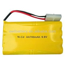 nicd battery pack 9.6v
