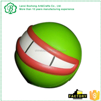 Hot Selling simple design different kinds of fruit stress ball with good prices