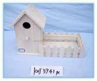 handmade Christmas wood material bird house