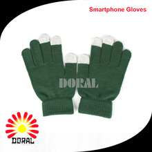 2017 Fashionable New Design Ladies Pretty Useful Knit Glove Decorate Your Winter Gloves