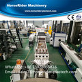 plastic water pipe making machine/plastic pipe production line/extrusion plastic