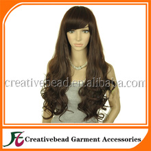 popular synthetic long hair wigs for ladies in bulk