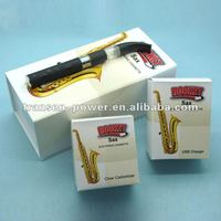 Trans-power new idea product electronic hookah cigarette with LED 1.6ml clearomizer huge vaporizer our new idea product