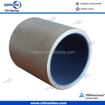 Hydraulic excavator bearing bush