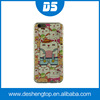DongGuan desheng colorful pc mobile phone cover case for iphone6/6plus from competitive factory