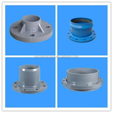 ISO 9001/GB PVC/UPVC Pipe Ceramic Flange,Flange Washer with Good Price