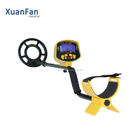 Hot selling in Amazon & Aliexpress MD-3010II hobby Beach LCD Underground Search Metal Detector Under Ground Gold Detector