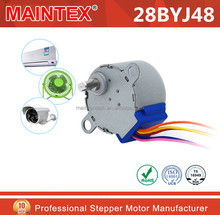 DC 12V 28mm Mini Stepping Motor for IP Camera Maintex & FM(Japan)