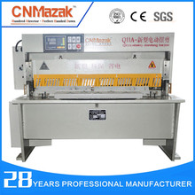 Q11A-6.3*2000 Metal rolling shear strip cutting machine