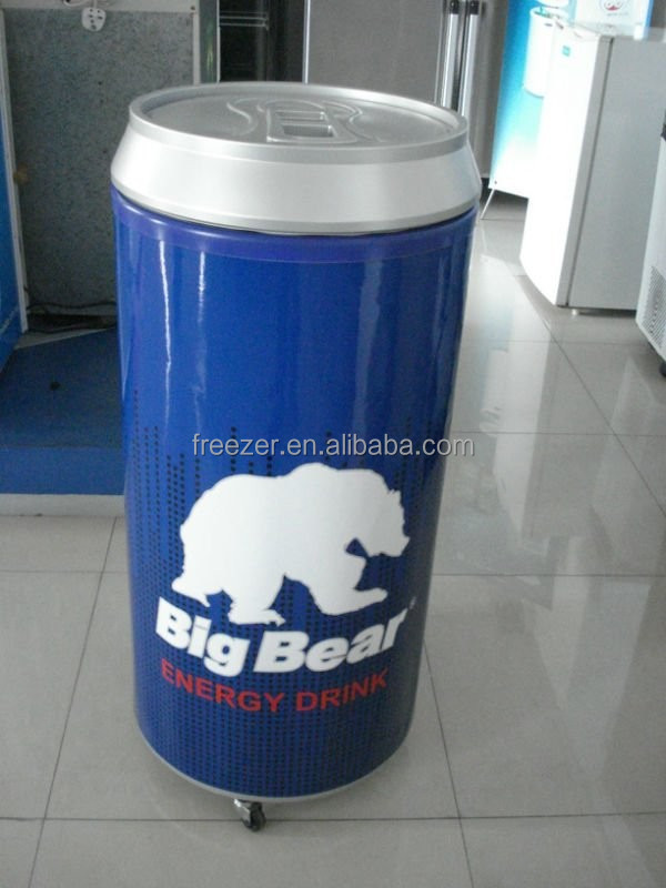 Outdoor Promotion Can Shaped Cooler Chiller Price