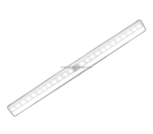 LED Motion Sensor Activated Cabinet Light,20 LED Wireless Stick Anywhere Cabinet Light Bar Night Light,