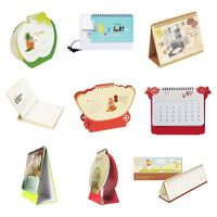 Over 10 Years Experience Toys Promotional Calendars