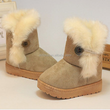 F40521A Hot sale latest design warmer kids winter snow boots