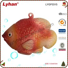 glass fish for Christmas home decoration