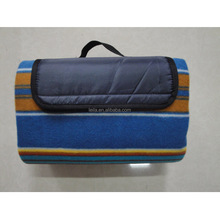 waterproof picnic blanket and foldable polar fleece picnic mat blanket waterproof printed picnic rug