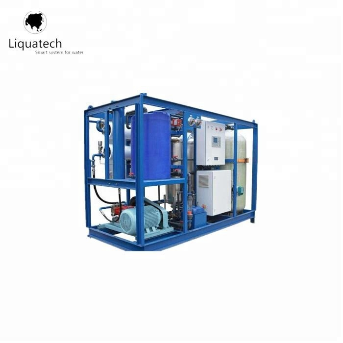 Industrial Ro Pure Water Treatment Plant for Food And Beverage Industry