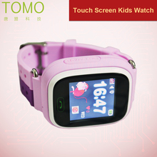 Small size colorful wristband kids gps watch mobile phones