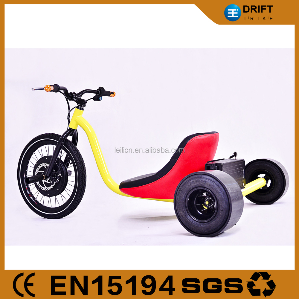 three wheels electric tricycles TCB/electric trike with colorful design