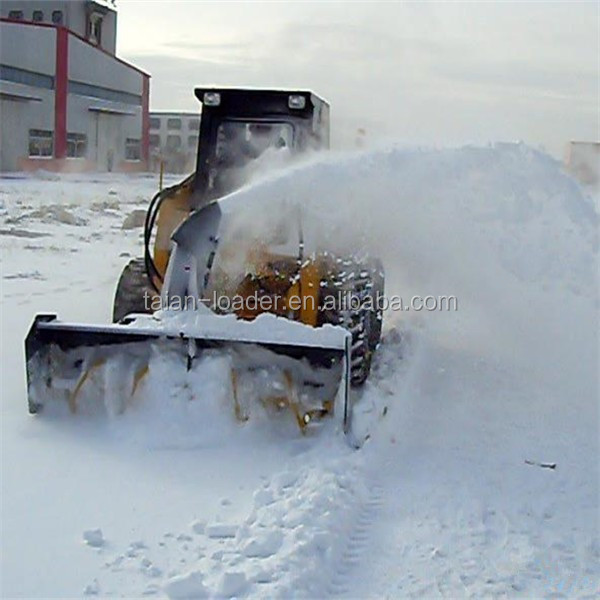 snow blower tractor front loader for sale