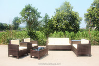 Outdoor Rattan Wicker Sofa Set Garden Furniture