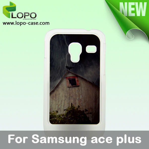 Sublimation cover case for samsung galaxy ace plus s7500